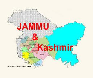 Kashmir Package For 6Night/7days