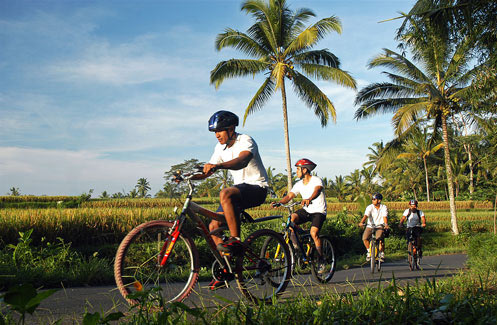 Mekong Biking Trip Package