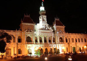 4-DAY HO CHI MINH – CU CHI - MY THO