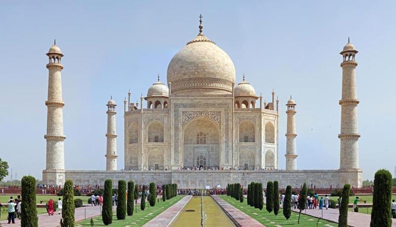 The Great Taj Tour.