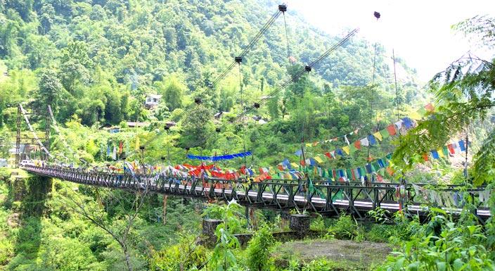 Pelling - Gangtok - Lachen - Lachung - Kalimpong Special Tour