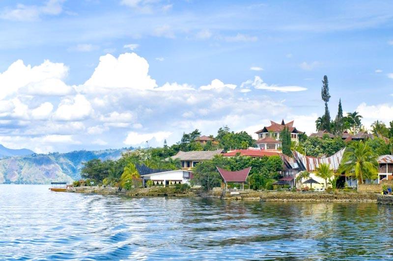 Medan - Parapat - Lake Toba Tour