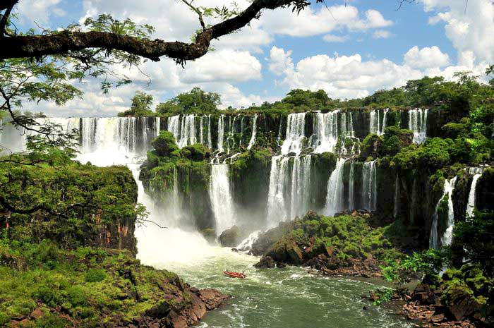 Iguazu Falls – Brazilian Side – USA Holiday Tour Package