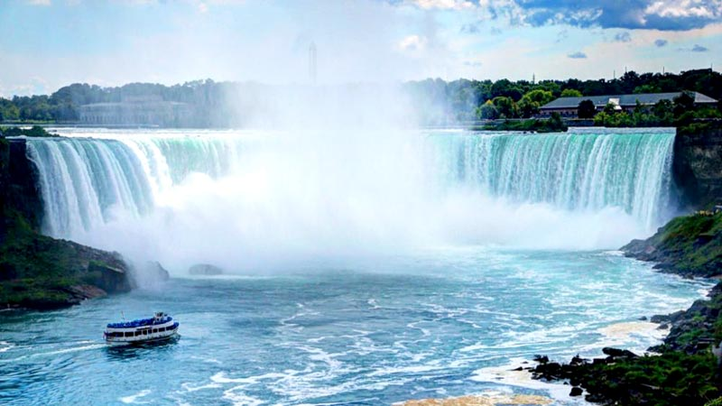 City Break Niagara Falls Getaway – USA Holiday Tour Package