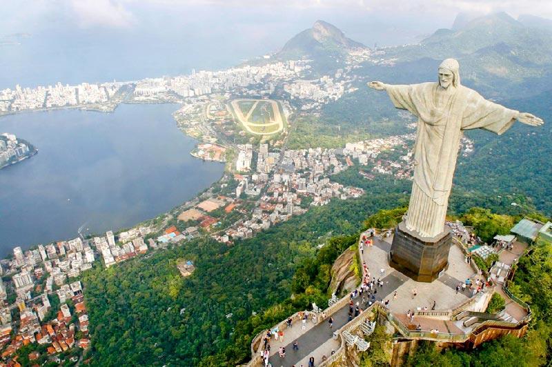 Rio De Janeiro Getaway – USA Holiday Tour Package