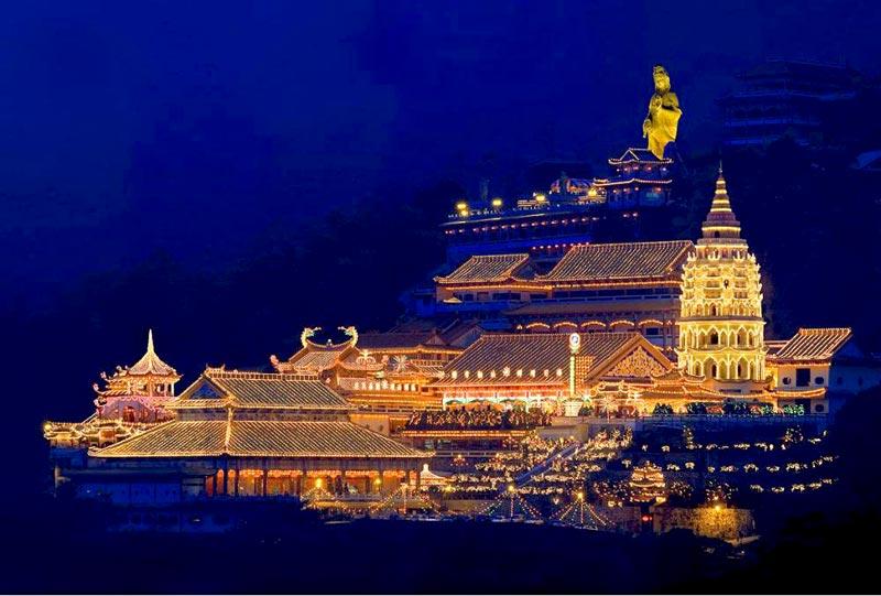 Summer Oriental Voyage – Honeymoon Tour Package