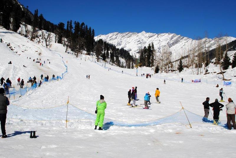 Dharamshala - Palampur - Kullu - Manali - Rohtang Pass Tour