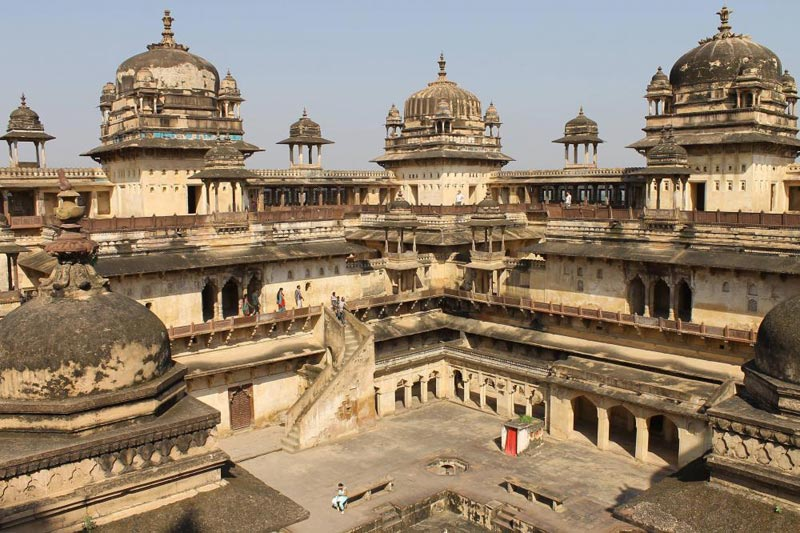 Khajuraho - Jhansi - Orchha Tour