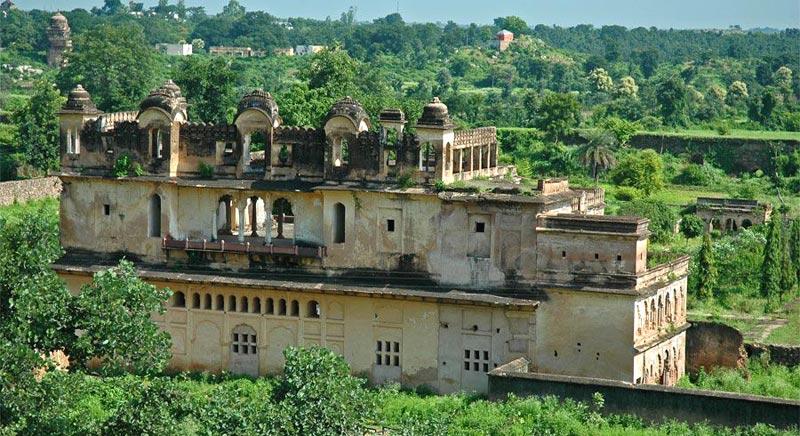 Gwalior - Shivpuri - Jhansi - Orchha - Khajuraho Tour