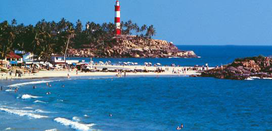 One Day Tour - Trivandrum By Flight