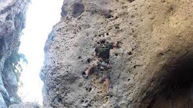 Rock Climbing In Kathmandu Tour