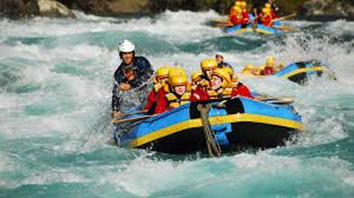 Rafting In Trishuli River Tour