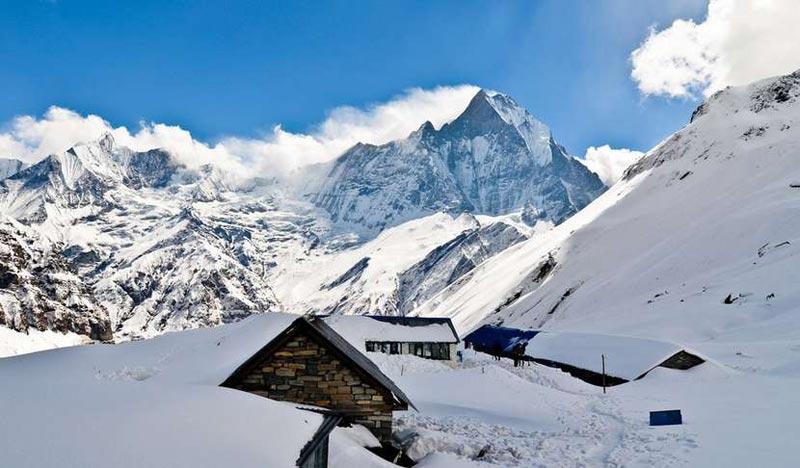 Annapurna Base Camp Trek In 2 Weeks Tour