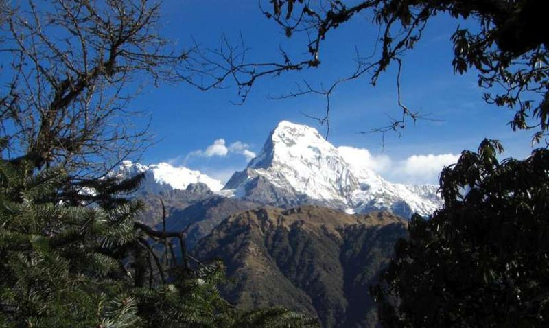 Ghandruk Circuit Trek Tour
