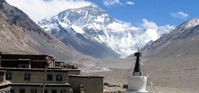 Tibet Overland Tour Via Everest Base Camp Tour