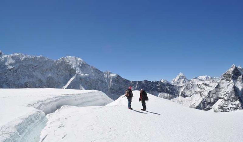 Island Peak Climbing Tour