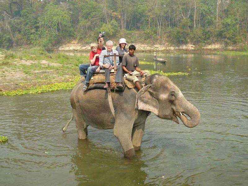 A Complete Wildlife Tour In Nepal Tour