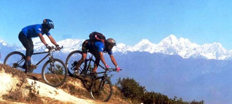 Biking In And Around Kathmandu Tour