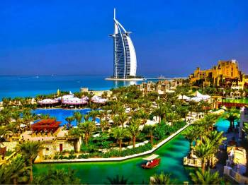 Dubai (04 Nights / 05 Days) Tour