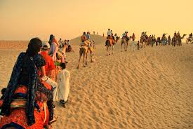 Camel Ride in Rajasthan Tour