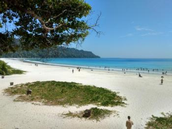 Port Blair - 2 Nights Havelock Island with Baratang Tour