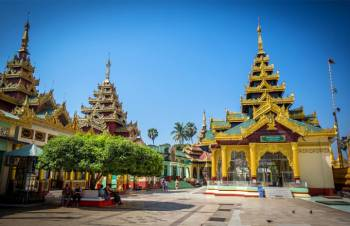 Yangon-kyaikhtiyo-bago-thanlyin 3 Days / 4 Nights