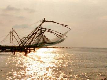 Golden Triangle of Kerala Tour