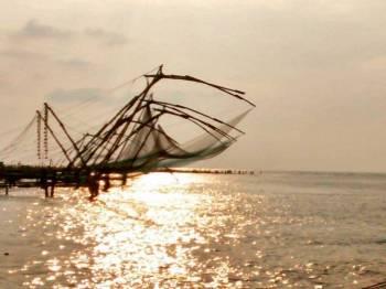 Golden Triangle of Kerala Tour