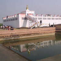 Lumbini (Lord Buddha birth place)