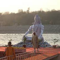 Over Night Trip to Rishikesh Package