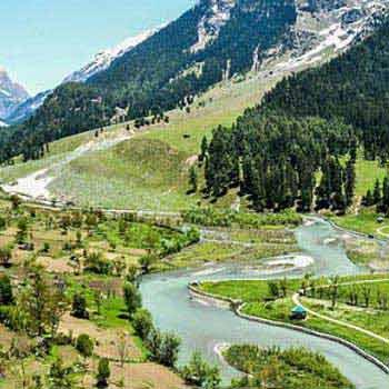 Kashmir Pahalgam Tour