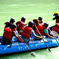 River Rafting In Shivpuri - Rishikesh