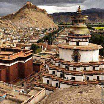 Tibet Ebc with Kathmandu Tour Package