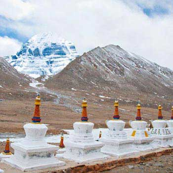 Mt Kailash Mansarovar Tour Via Ebc Package