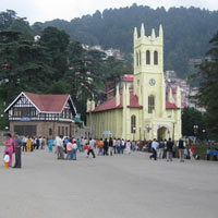 Shimla -Manali Package by Cab