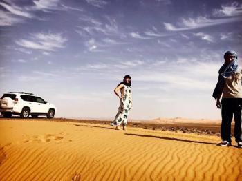 8 Days from Marrakech