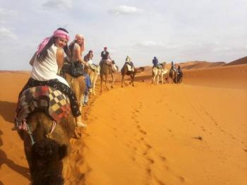 5 days to the DESERT from MARRAKECH