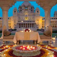 Opulence At Rajasthan Tour