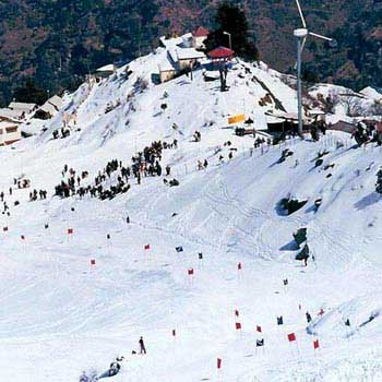 Auli Tour Package From Haridwar