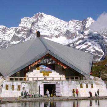 Hemkund Sahib & Valley Of Flower Tour Packages