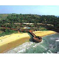 Goa Tour Packages with Santa Monica Beach Resort or similar (Budget Accommodation)