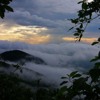 Goa Tour Package with Family Valley view Cottages (3 star )