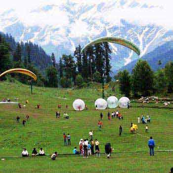 Best Of Himachal Package