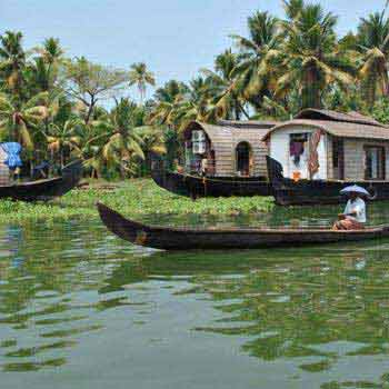 Short Escape Of Kerala  Package