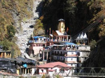 Char Dham Tour Packages  By Bus