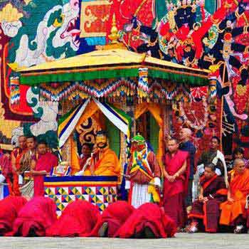 Punakha Tsechu Package