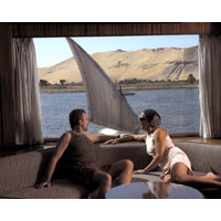 5 Star Deluxe Nile Cruise from Luxor to Aswan
