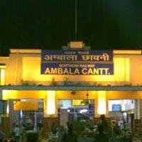 Ambala Dropping Tour