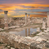 In The Footsteps of Jesus Biblical Tour
