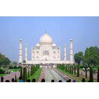 Romantic Rajasthan with Taj Mahal